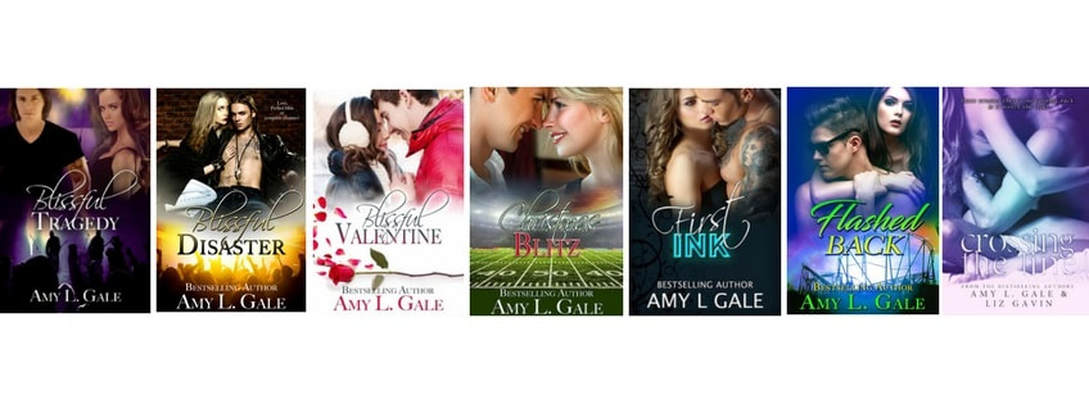 Author Amy L. Gale